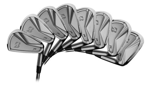The Bridgestone J40 Cavity Back irons